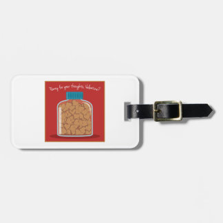Penny For Your Thoughts Travel Bag Tags