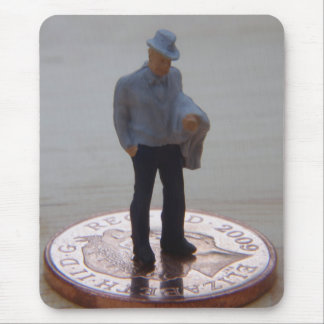 Penny For Your Thoughts Mouse Pad
