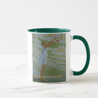 Penny for your Thoughts Mug