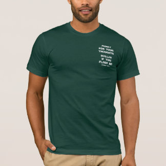 PENNY FOR YOUR THOUGHTS T-Shirt