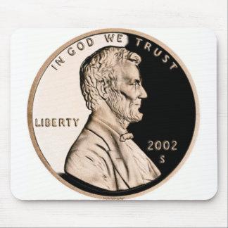 Penny Mousepad