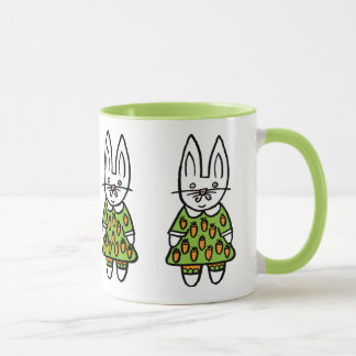 Penny the Rabbit Mug