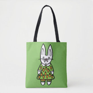 Penny the Rabbit Tote Bag