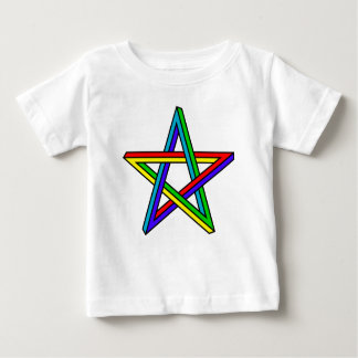 Penrose_pentagram Baby T-Shirt