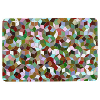 Penrose Tiles Door Mat