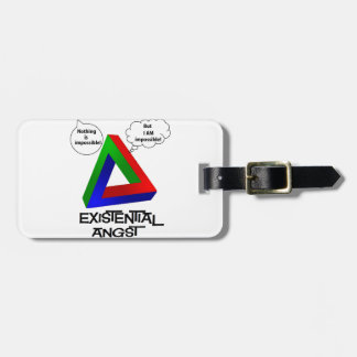 Penrose Triangle - Nothing is Impossible Luggage Tags