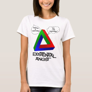 Penrose Triangle - Nothing is Impossible T-Shirt