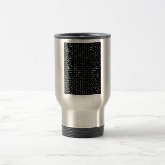pens stainless steel travel mug