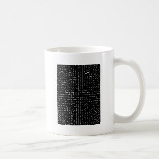 pens basic white mug