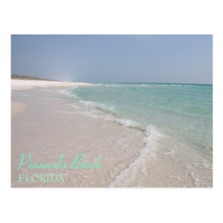 Pensacola Beach, Florida postcard