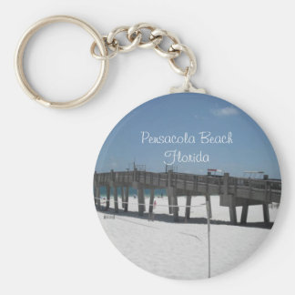 Pensacola BeachFlorida Key Ring