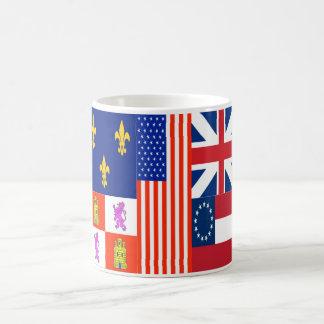 Pensacola Flag Coffee Mug