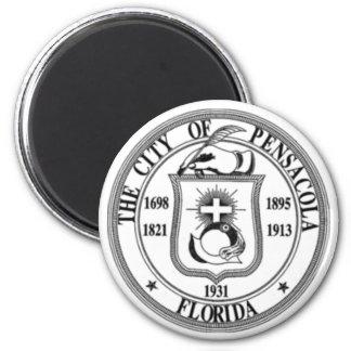 Pensacola Seal Magnet