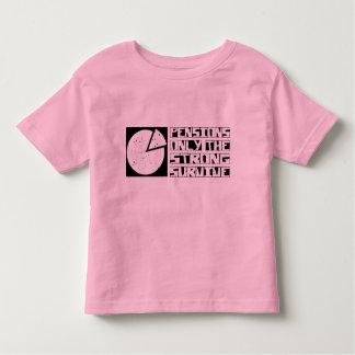 Pensions Survive T Shirt