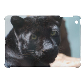 Pensive Black Panther Cover For The iPad Mini