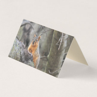 Pensive Business Card