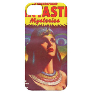 Pensive Egyptian Queen iPhone 5 Case