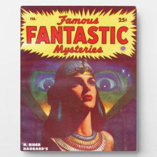 Pensive Egyptian Queen Plaque
