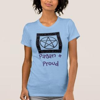 Pent border, Pagan   Proud T-Shirt