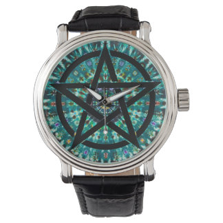 Pentacle Father Time Watch