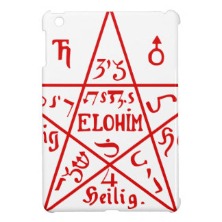 Pentacle_from_the_Sixth_Book_of_Moses Case For The iPad Mini