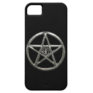Pentacle Tree Of Life iPhone 5 ID Case