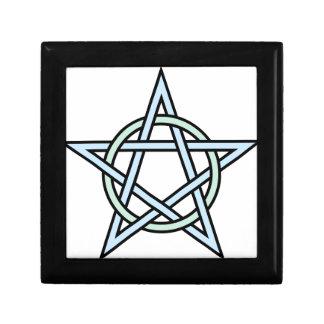 Pentagram-circle-interlaced Gift Box