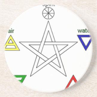 Pentagram_ Coaster