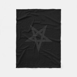 Pentagram Fleece Blanket