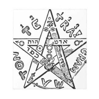 Pentagram_(Levi) Notepad
