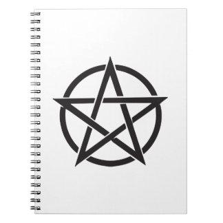Pentagram Notebooks