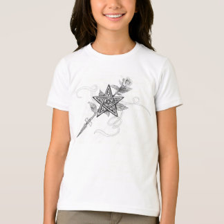 Pentagram T shirt for youth
