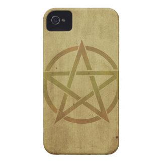 Pentagram Textured iPhone 4 Case-Mate Cases