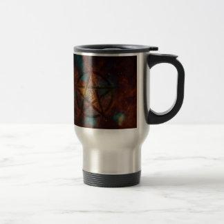 Pentagram Travel Mug