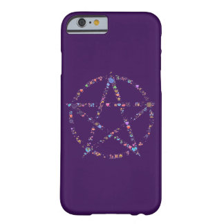 Pentangle Barely There iPhone 6 Case