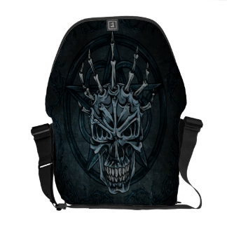PentaSkull Messenger Bag