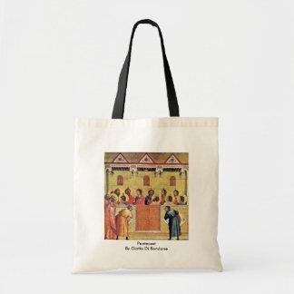 Pentecost By Giotto Di Bondone