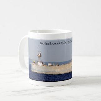 Pentiss Brown & St. Marys Challenger Coffee Mug