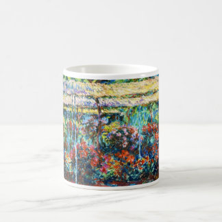 Peonies, 1887 Claude Monet cool, old, master Coffee Mug
