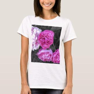 Peonies Bush T-Shirt