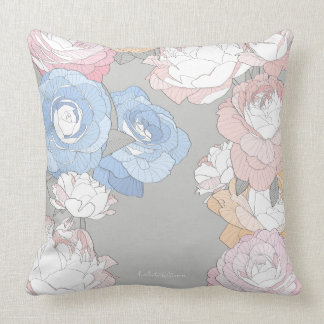 PEONIES CUSHION