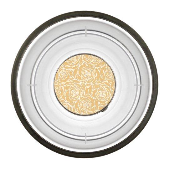 Peonies,floral,white,yellow,pattern,girly,modern,b Bowl