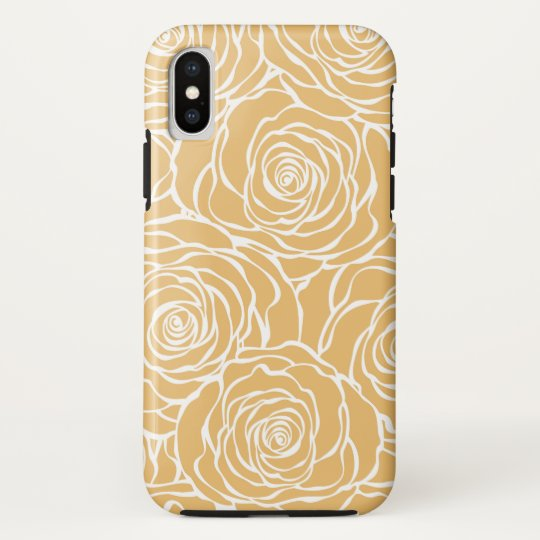 Peonies,floral,white,yellow,pattern,girly,modern HTC Vivid Cases