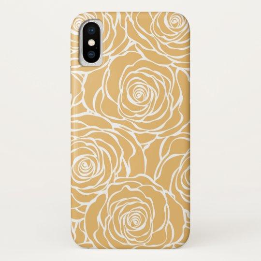 Peonies,floral,white,yellow,pattern,girly,modern Samsung Galaxy Nexus Cases