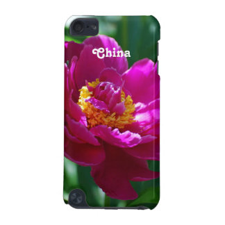 Peonies of China iPod Touch 5G Cover
