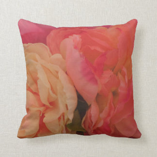 Peonies Pillow