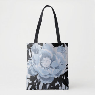 """""""Peony For Your Thoughts"""" Pillow Tote Bag"""