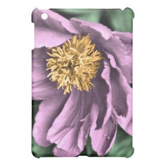 Peony Rain in Color iPad Mini Covers