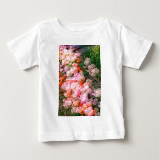 Peony Tulips in Full Bloom Baby T-Shirt