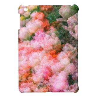 Peony Tulips in Full Bloom iPad Mini Cover